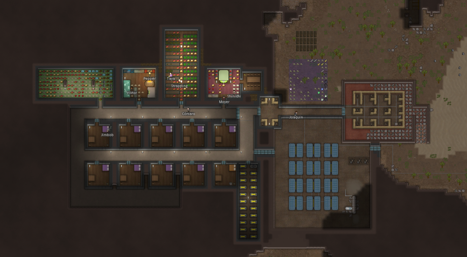 Share Your Rimworld Base The Cohhilition