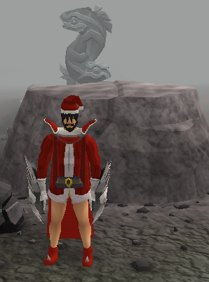 Been going with my santa claws outfit for a while now sometimes I like to wear my ... & Fashion Friday! : runescape