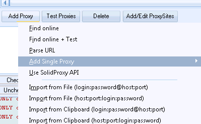 Proxy-Forum Org - прокси сервер бесплатно Бесплатные SOCKS и
