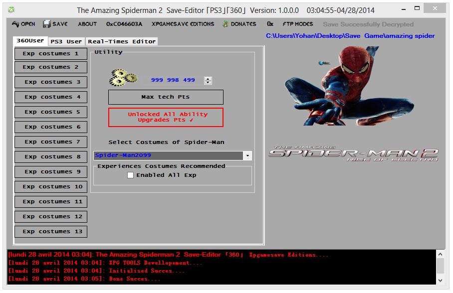 скачать трейнер для Amazing Spider Man 2 - фото 7