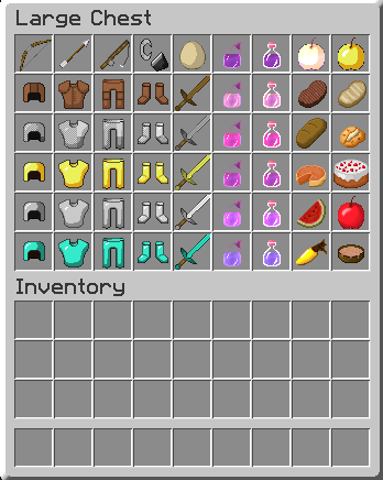 Custom kitpvp plugin take a look might be cool for your - Minecraft decorative items ...
