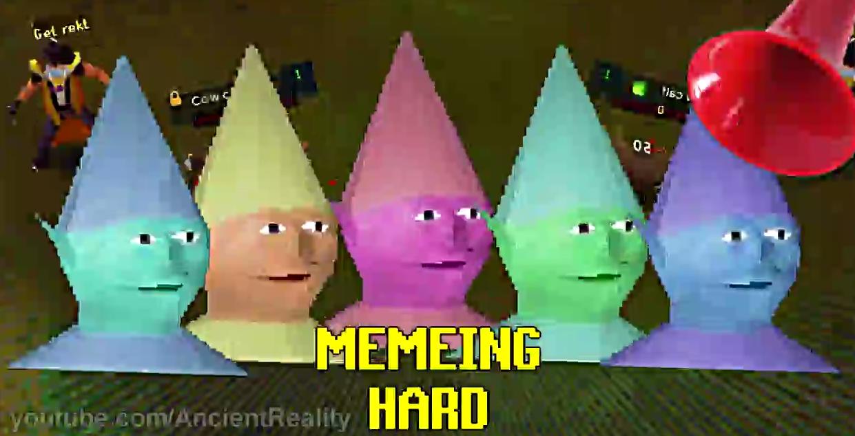 I Love Gnomes 2007scape