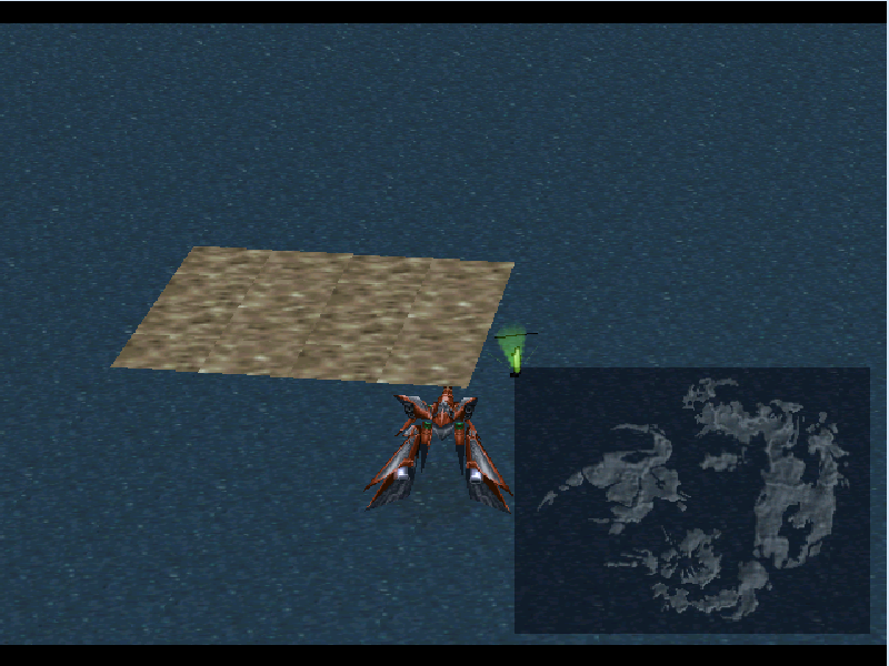 Ff8 World Map And Objects World Fs