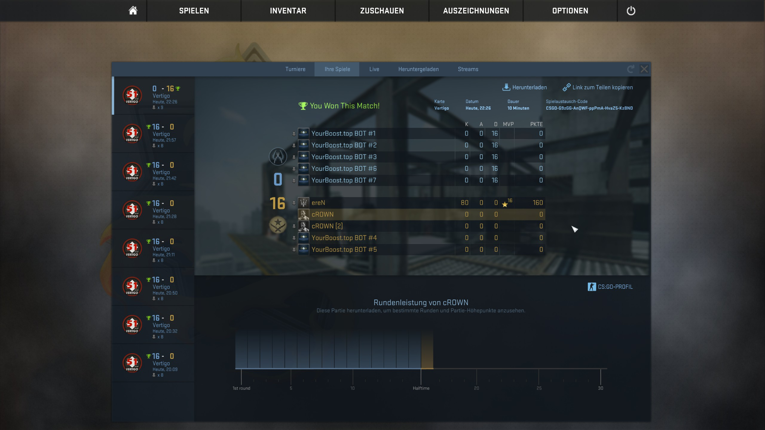 cs go matchmaking server region