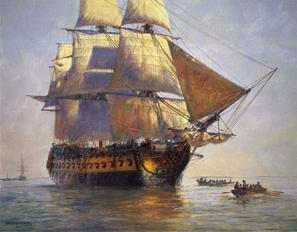 Pirate Ships Cancun