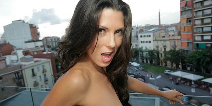 LatinaSexTapes – Alexa Tomas, spanish babes hot sextape (Mofos)