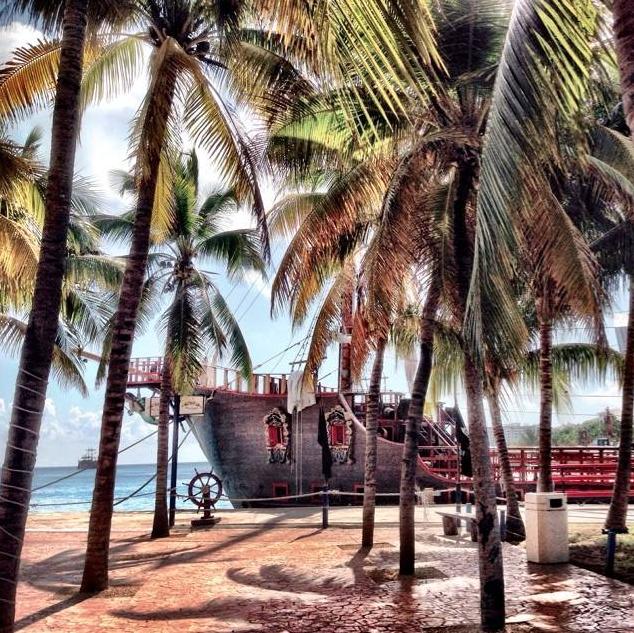 Jolly Roger Pirate Ship Cancun on TripAdvisor