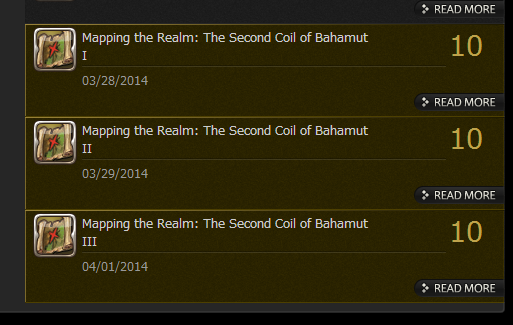 Thread: The Binding Coil of Bahamut, Act 2: Tail Slap is frontal, guys ...