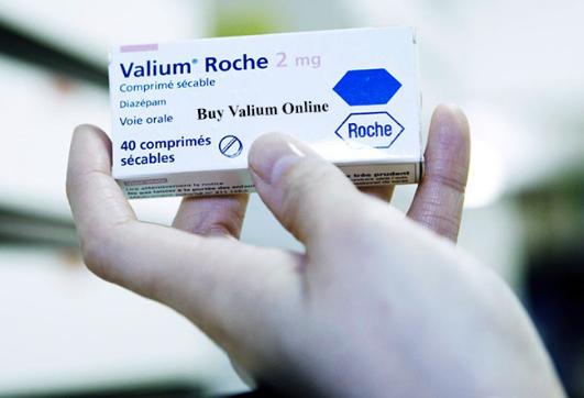 Valium roche precio