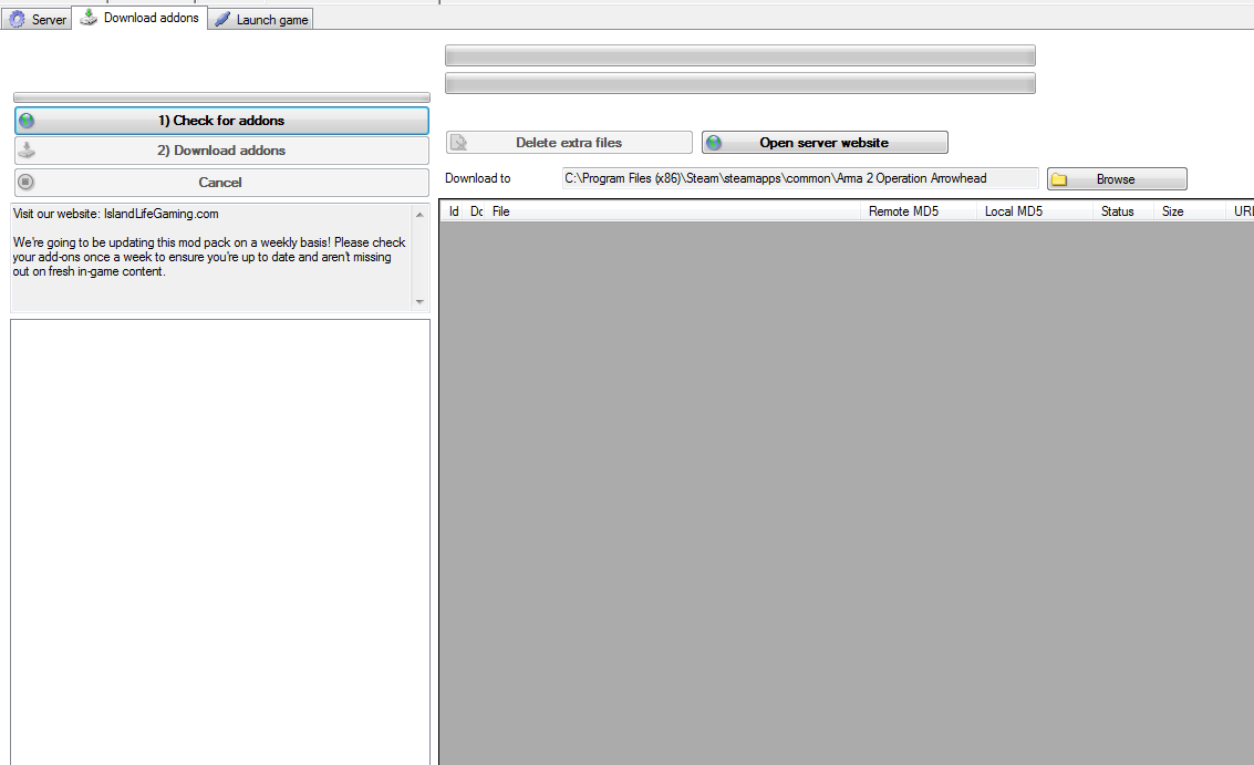 How-to install @ILG add-ons