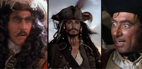 Pirates in the Movies