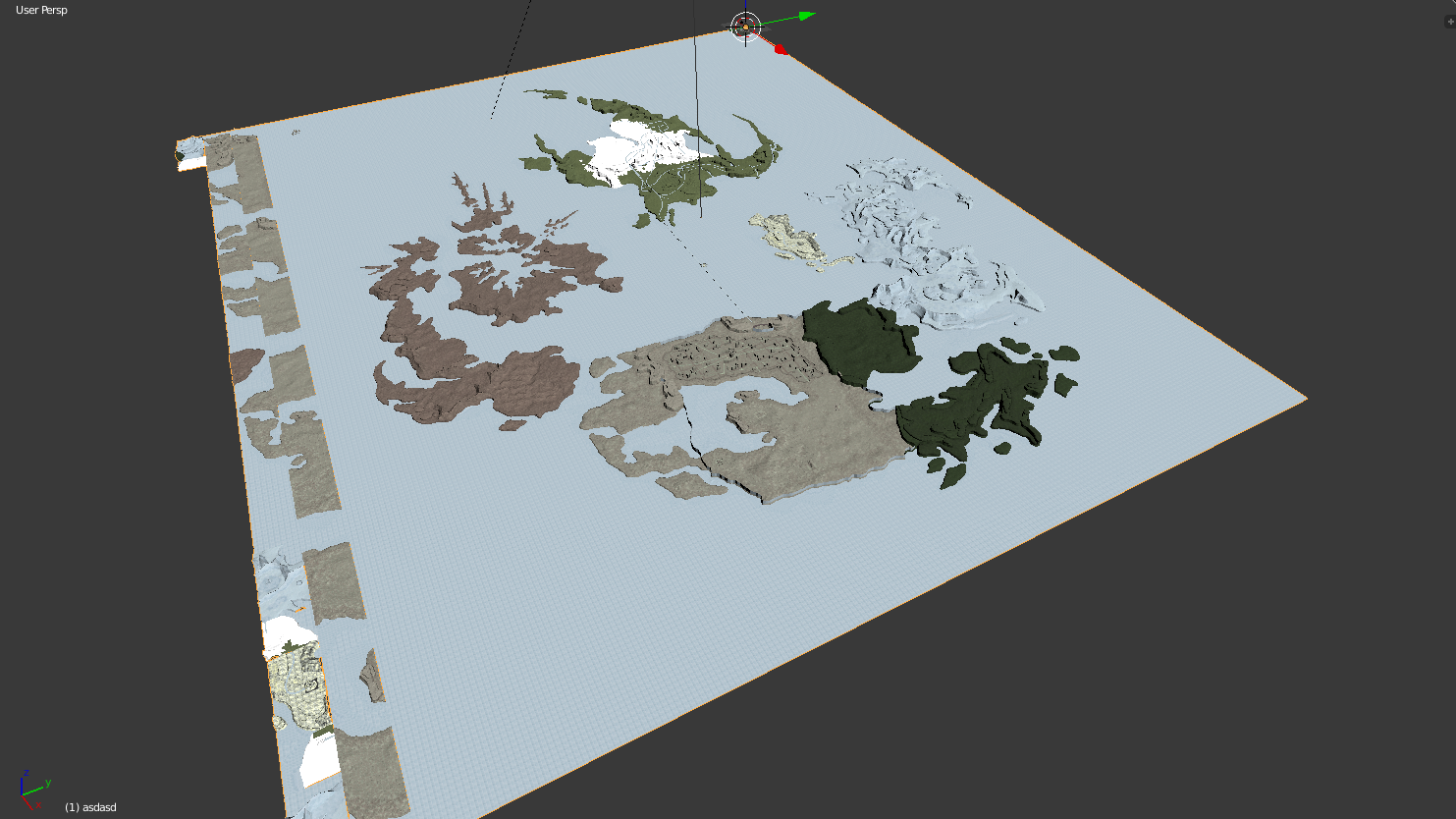 Ff8 world map and objects worldfs the program now automatically switches texture pages however water textures dont still work because they are presented a bit differently due to their gumiabroncs Choice Image