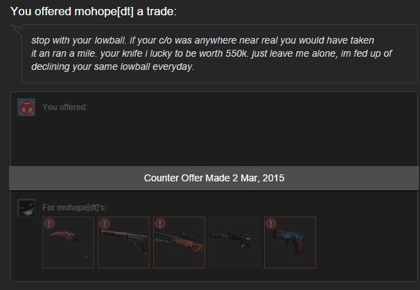 how to get trade url csgo
