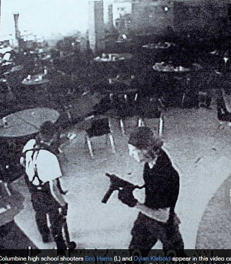 Revisiting The Columbine High School Massacre: LEE KRAMER''S ROOM: With Views: Columbine Was In 1999, SH