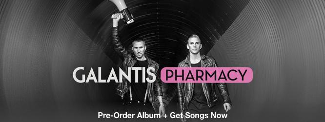 Galantis - Pharmacy - 3 Pre-order Singles (2015) [iTunes Plus AAC M4A]