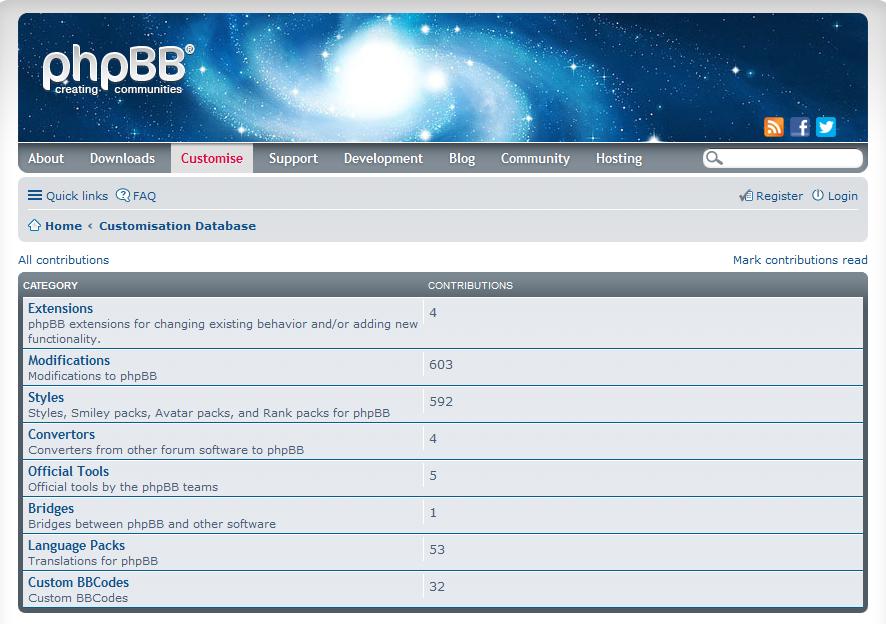 phpBB3.1.1