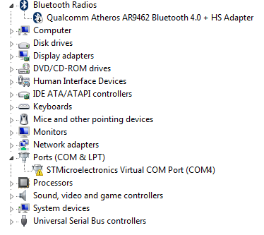Comm Port Drivers For Windows 10