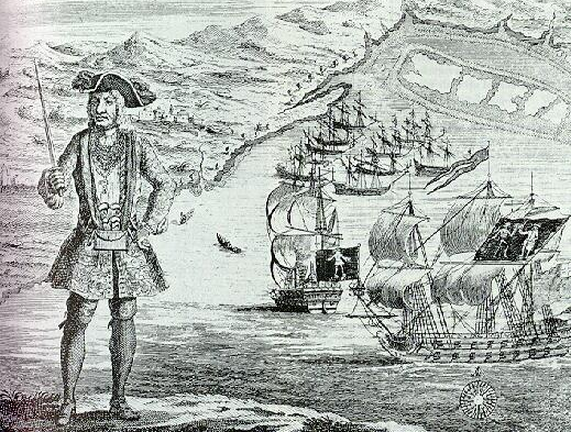 Proficient Piracy  – The code of Bartholomew Roberts