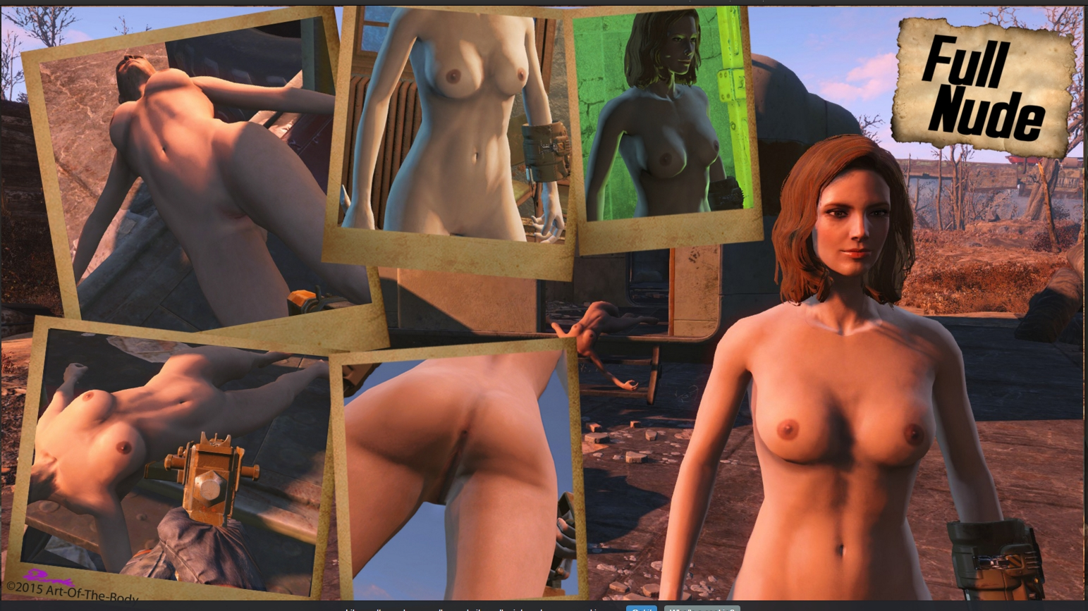 Fallout 3 the nude patch erotic picture