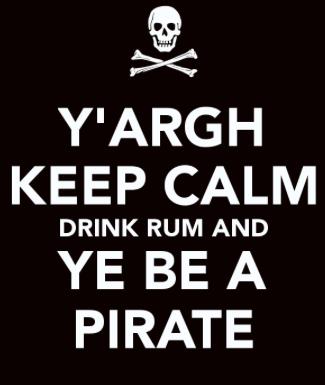 "Pirate Lingo ""C – E"""