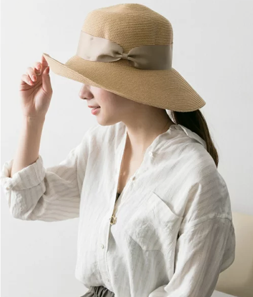 40代に似合う帽子