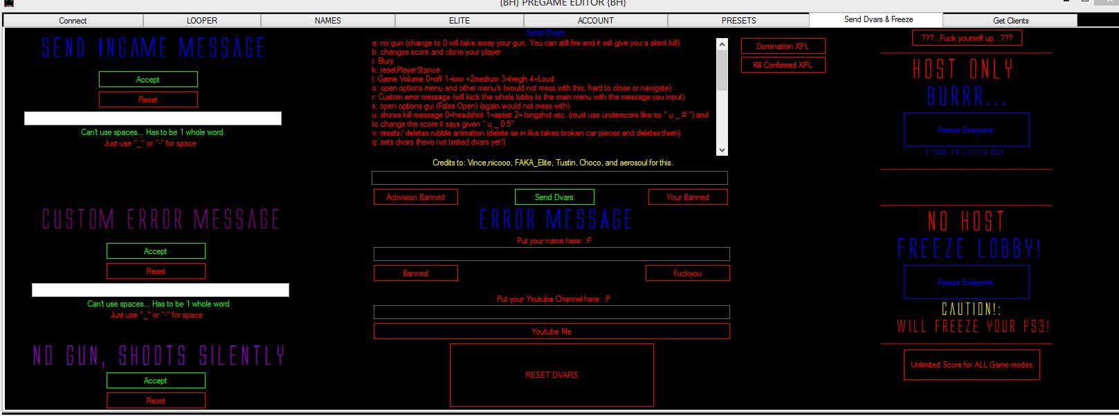 BaSs_HaXoR Pre-Game Editor CEX-DEX 01aeb3ef7e88a5b62014e573500adfd8