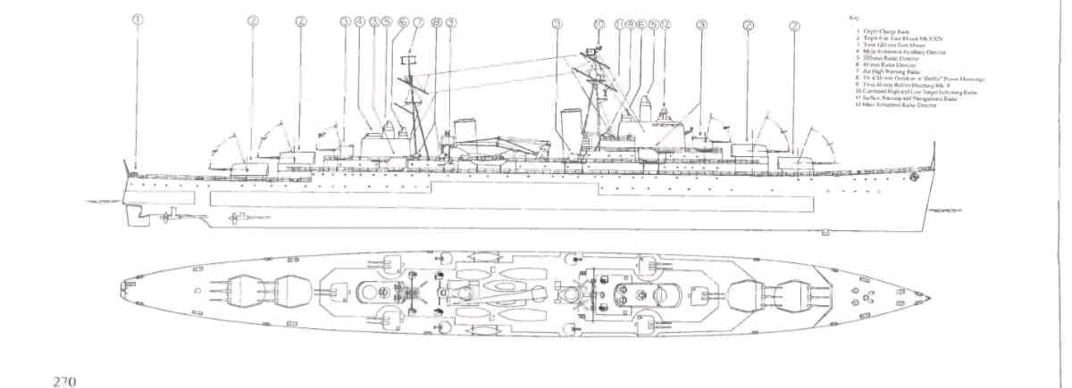 Vickers Design 1124
