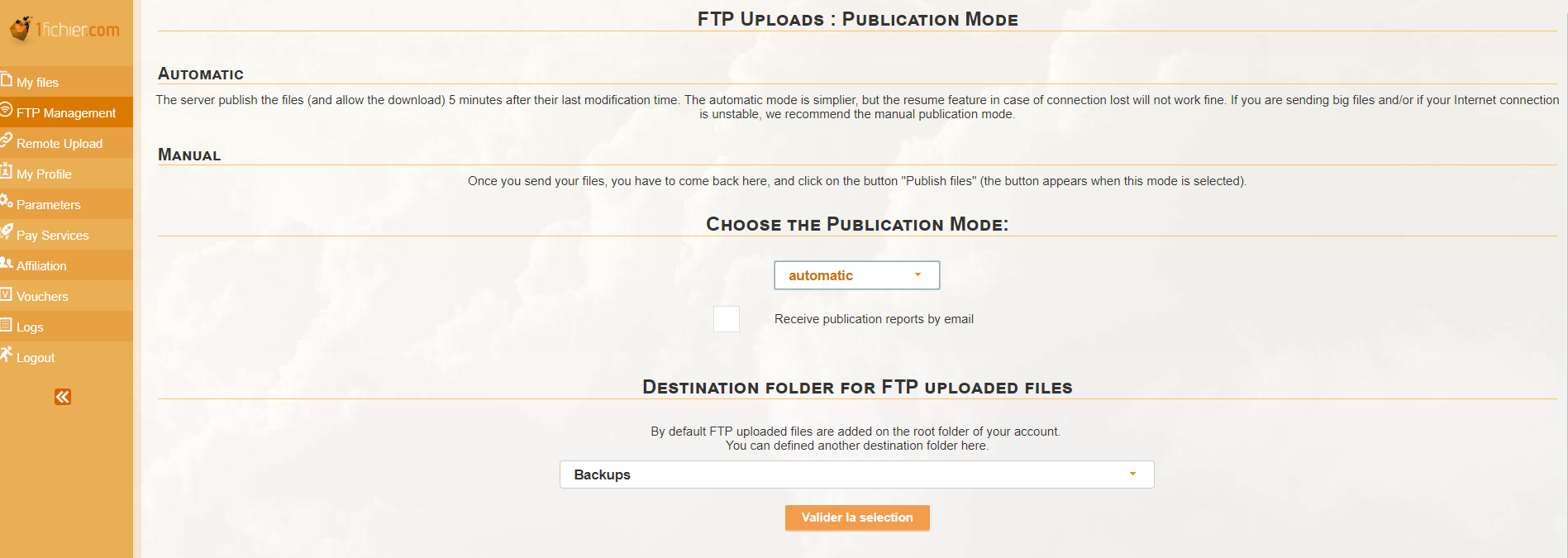 Review&SPECIAL OFFER]1Fichier - Unlimited File Hosting Storage