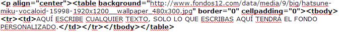 Web con widgets! 0438b2466b4b31faf6331cbba3168167