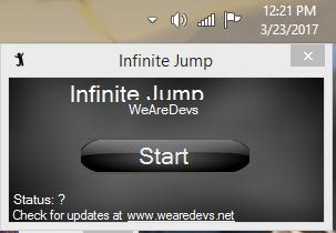 Re-Release] Infinite Jump Exploit still works!