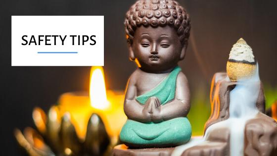 Safety Tips for Backflow Incense Burners