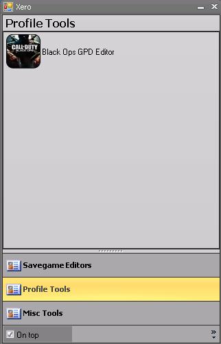 Xero Gpd Editor