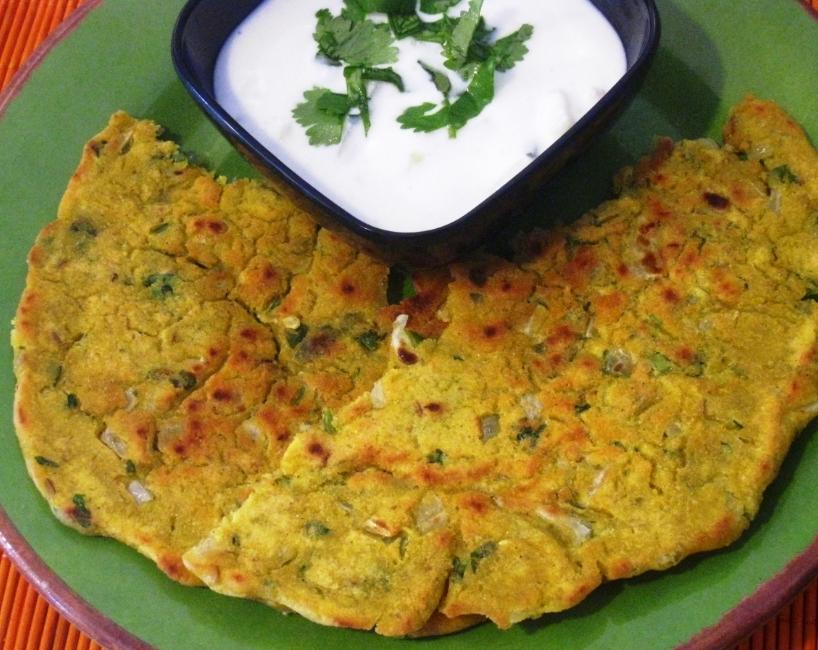 Maharashtra dish THALIPEETH