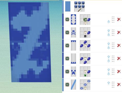 Ilmu Pengetahuan 8 Minecraft Banner Patterns Recipes