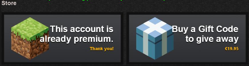 como obtener cuenta premium de minecraft gratis