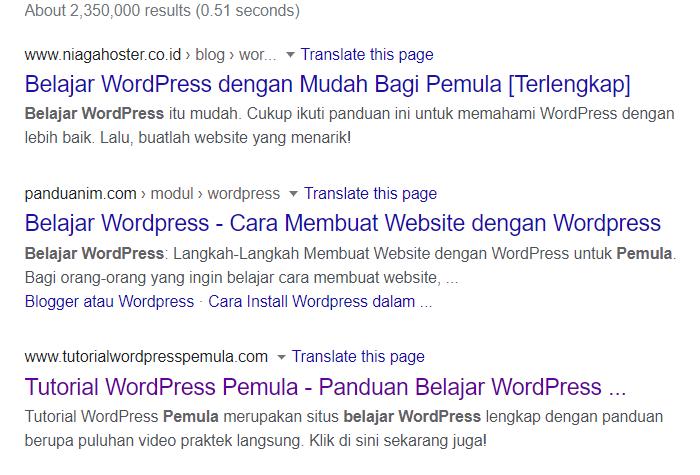 Cara Hapus Tanggal Postingan Blog di Hasil Pencarian Google (2020) 4