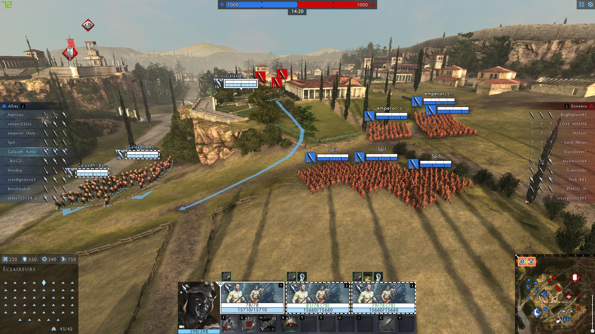 Rome 2 Matchmaking