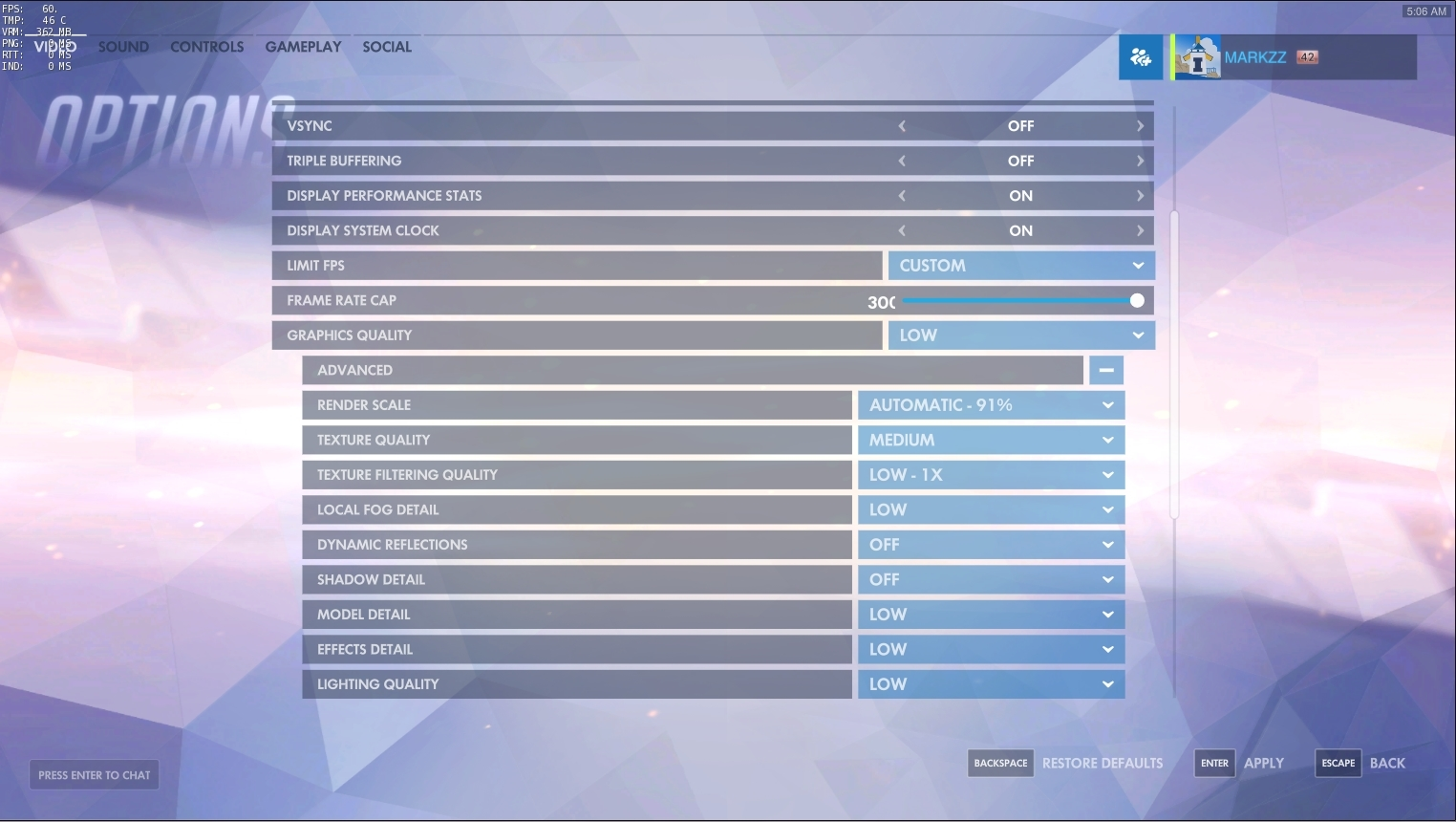 Need new parts to run Overwatch better! | Tom's Hardware Forum