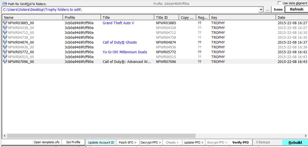 Tutorial - BruteForce & Ps3TrophyIsGood: Unlocking all your Ps3