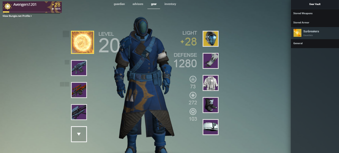 Share your guardian the tech game