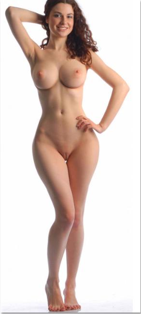 красивая женская голая фигура фото