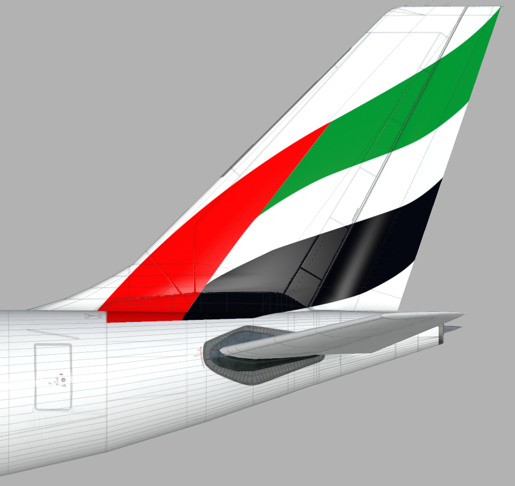 emirates tail logo - photo #2
