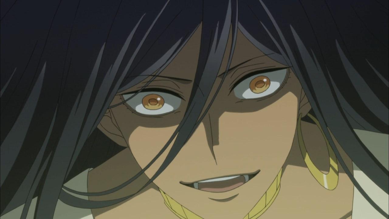 #03 HD追加「 琥珀の瞳のトリックスター」
