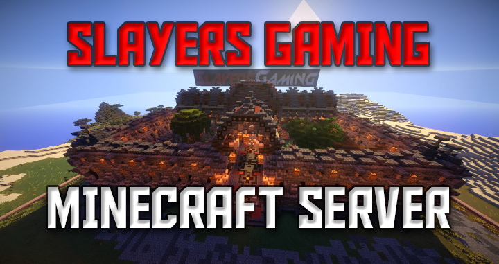 Slayers Official Minecraft Server