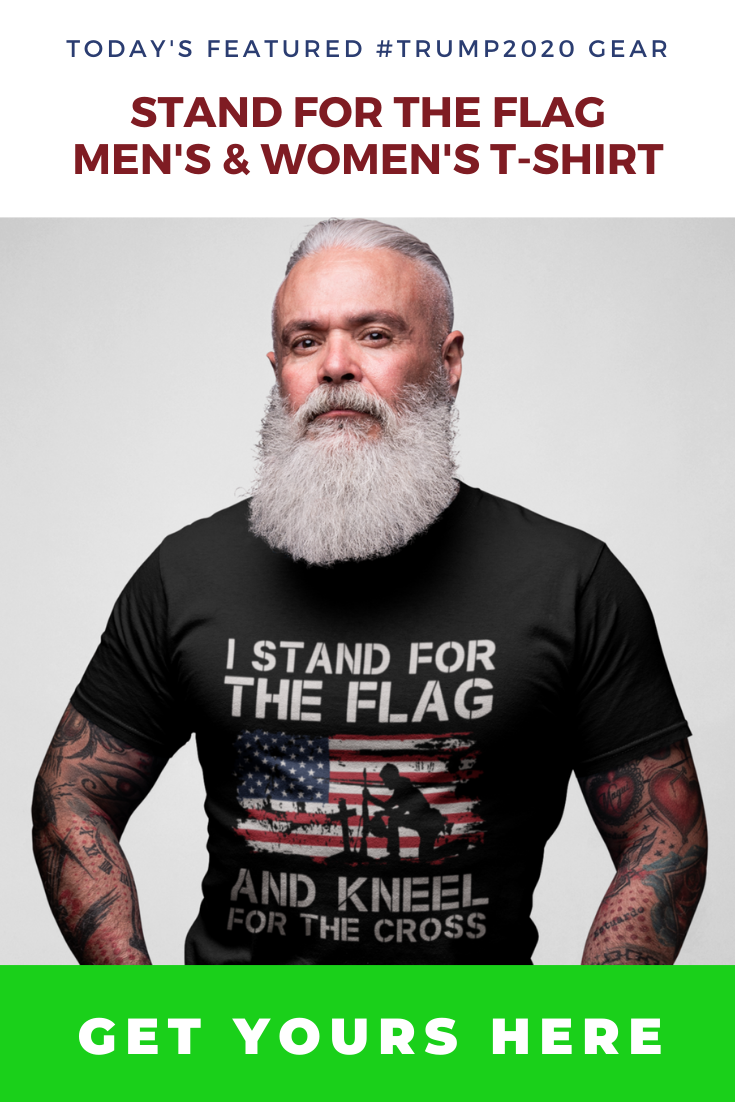 Image of Trump 2020 T-Shirt