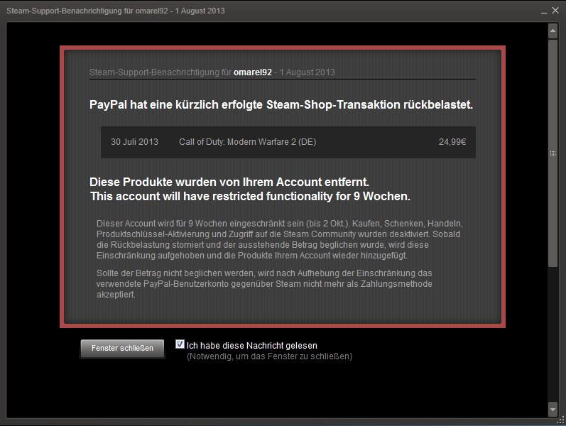 Paypal Geld Zurückfordern So Gehts Chip