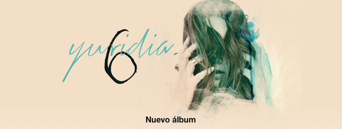 Yuridia - 6 [iTunes Plus AAC M4A] (2015)
