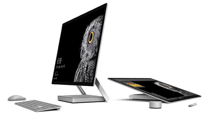 The Surface Studio, one of the amazing devices under the Surface series.