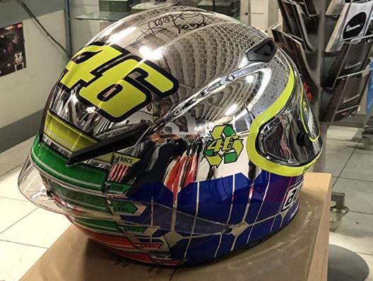 Comprar casco valentino Rossi