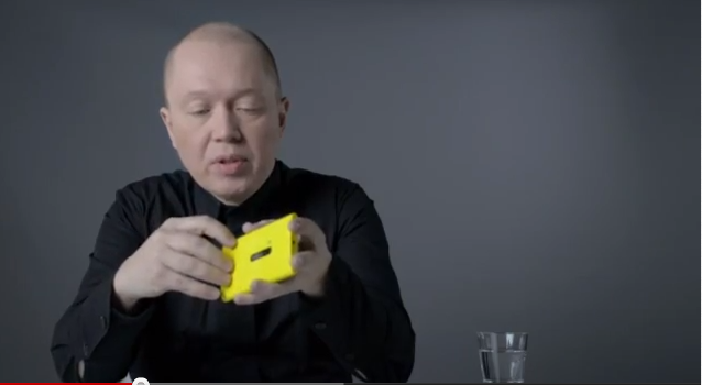 Video: Marko Ahtisaari Talks About the Lumia 920′s Design